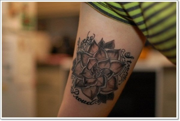 Significado De Tatuagem De Flor De L 243 Tus Blendup