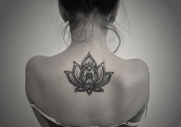 Flor De Lótus Significado De Tatuagens E Galeria De Fotos