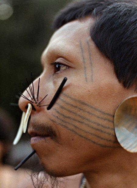 Tatuagem Tribal Indigena Listra