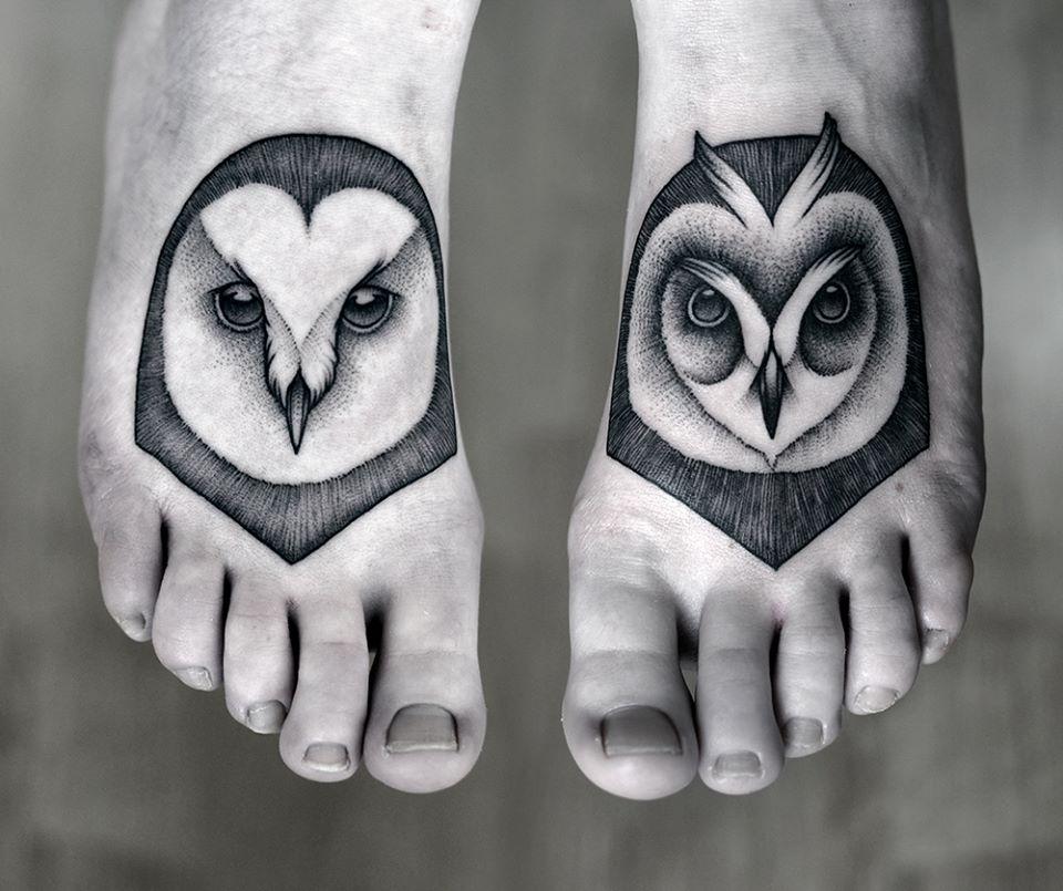 tatuagem-pontilhismo-coruja-significados
