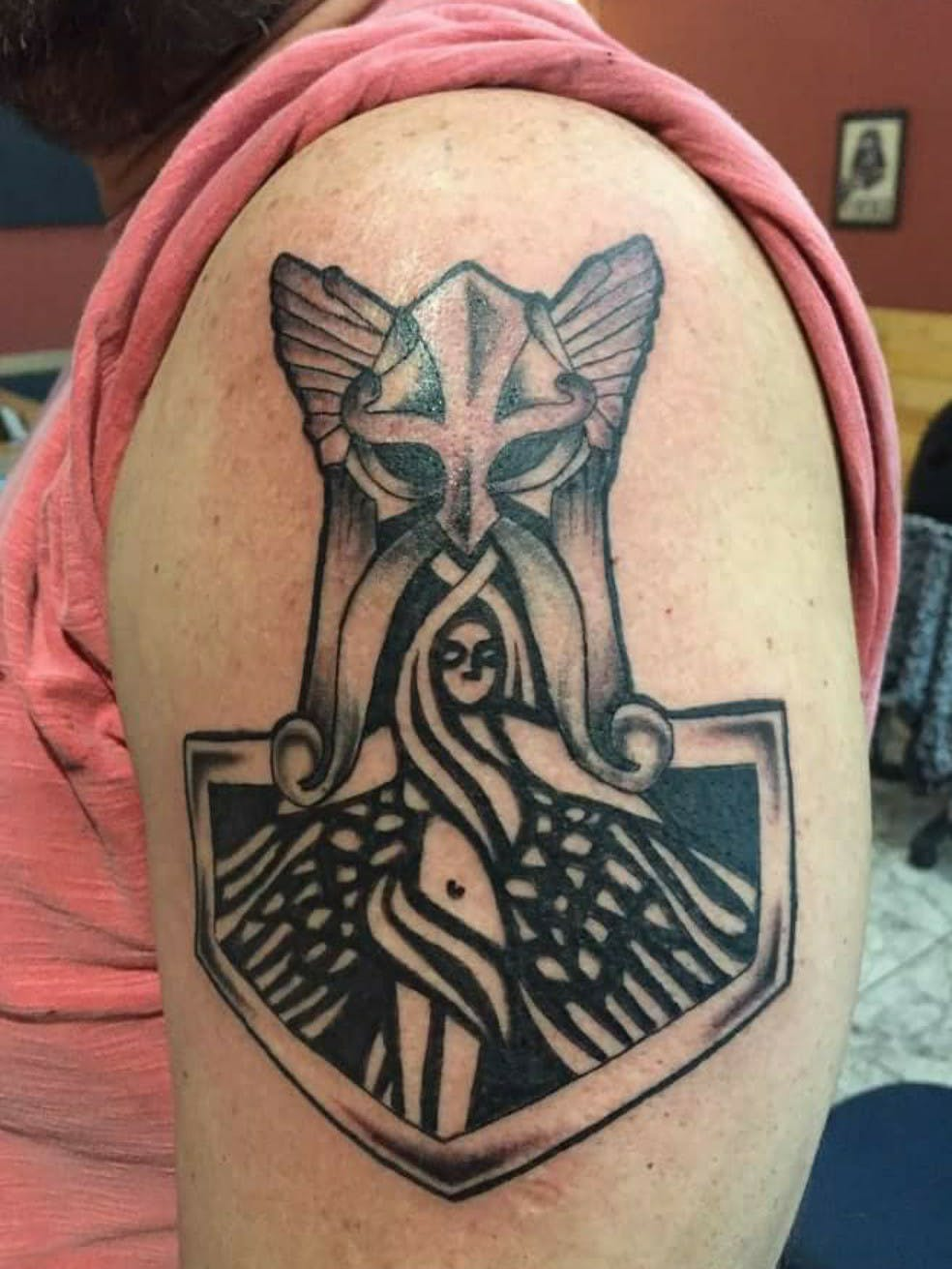 Thor Tattoo Significato Tatuaggi Blendup