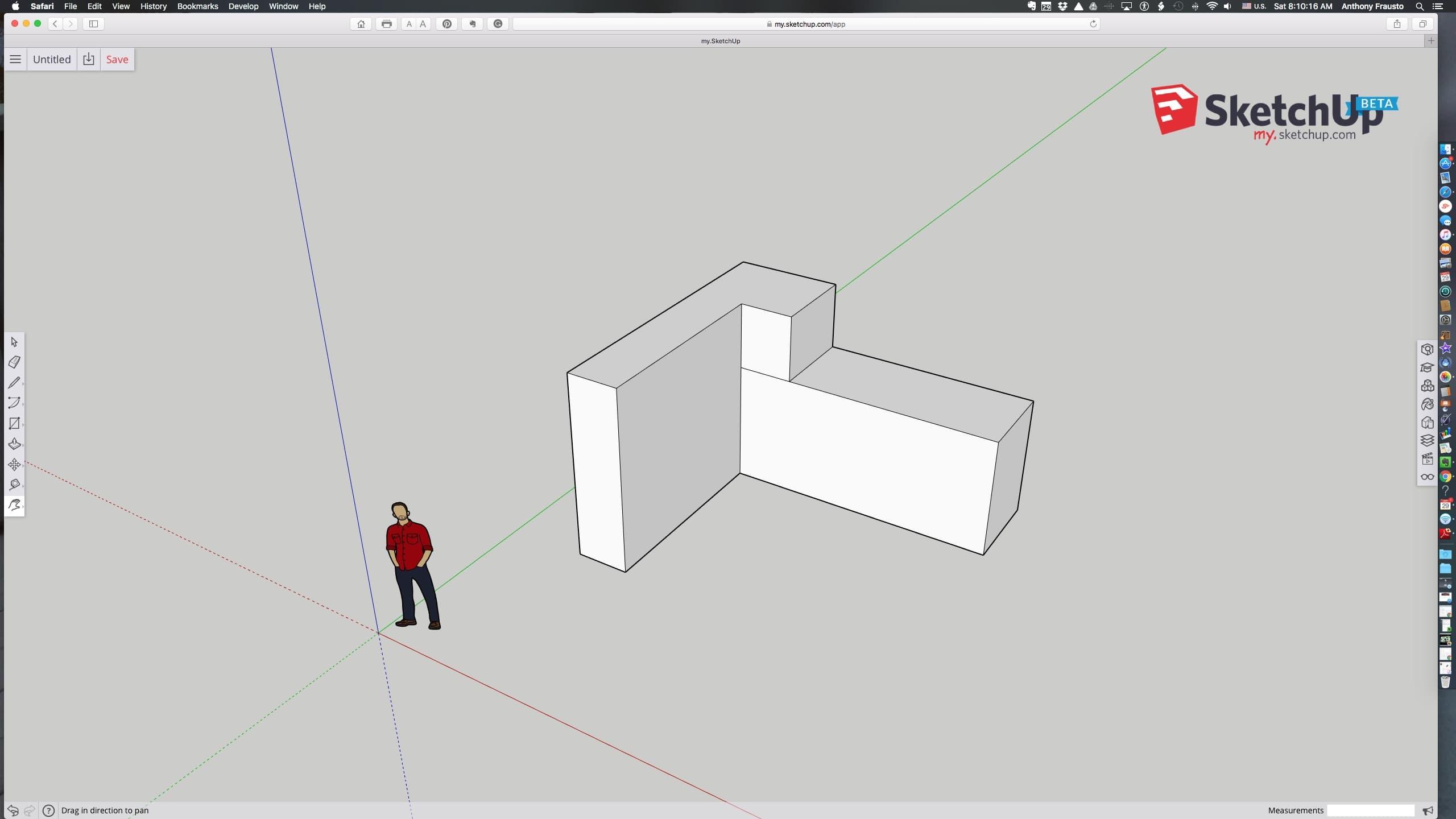 Sketchup - Software de modelagem 3D Grátis