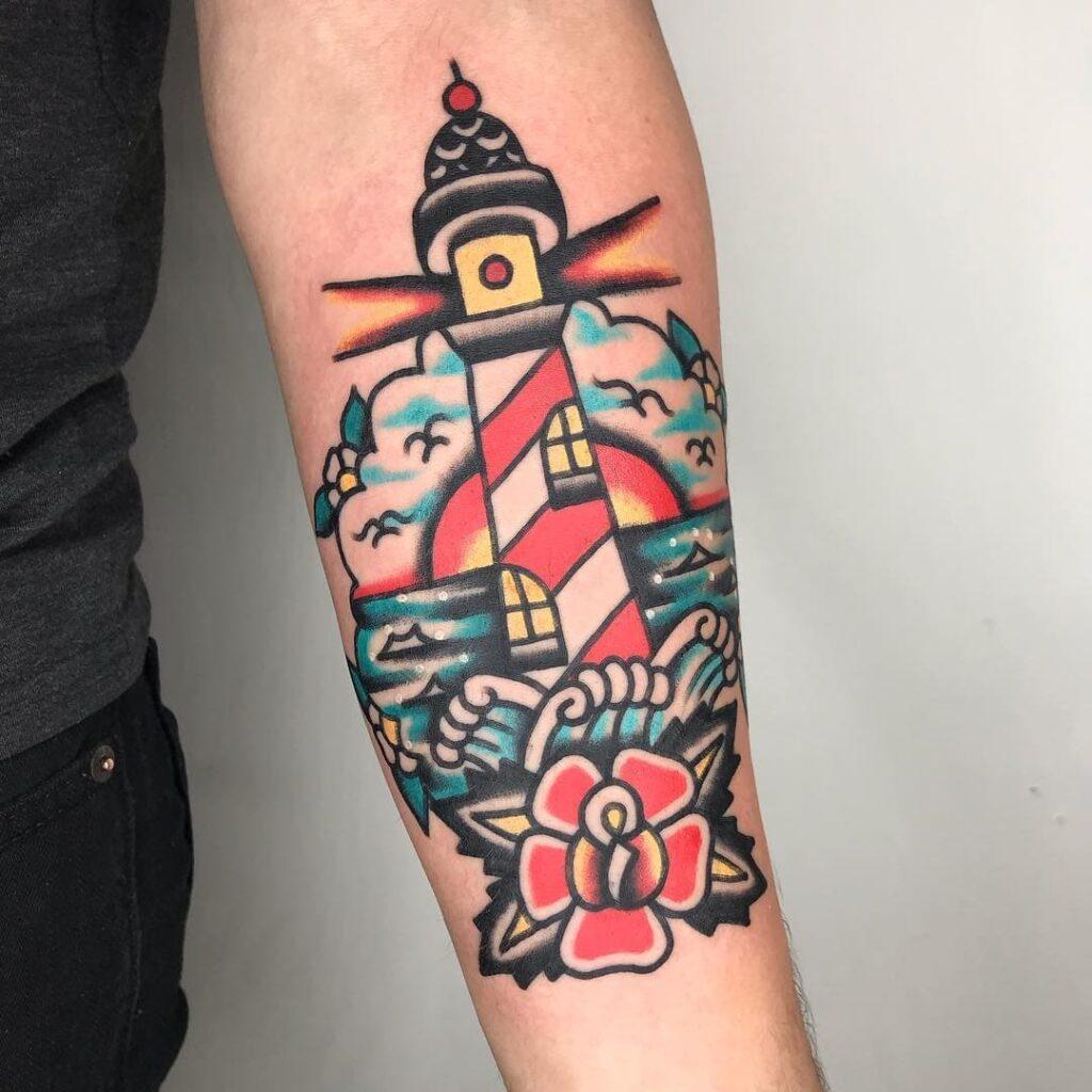 Tatuagens Old School História E Inspiração Blendup Tattoos